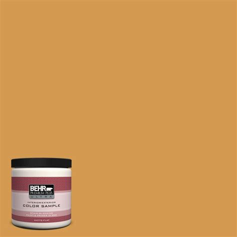 behr premium plus ultra 8 oz ppu6 8 pale honey interior behr premium plus ultra 8 oz ppu6 2 saffron strands