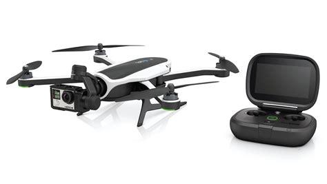 gopro karma drone announced  hero  camera