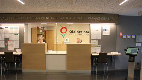 Olaines novadā atvērts Valsts un pašvaldības vienotais ...