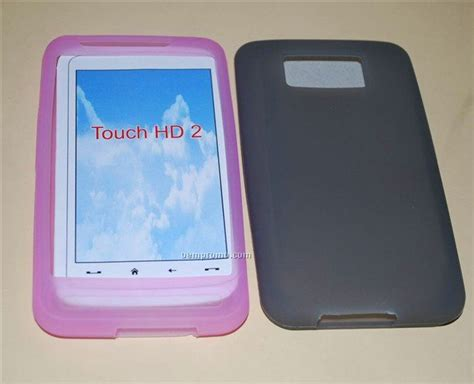 Mobile Phone Skin, Htc Hd2 Silicone Cover,china Wholesale