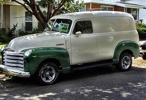 1948 Chevy Thriftmaster Panel Truck