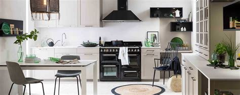 cuisine en  style campagne chic ambiance cottage mobalpa