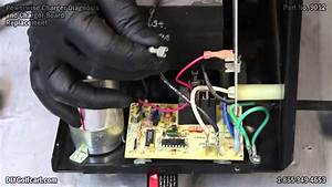 Powerwise Ii Golf Cart Charger Relay Board Assembly Wiring