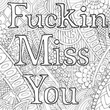 swear words coloring pages images  pinterest adult coloring pages adult colouring