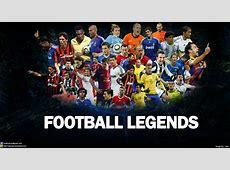 Football Legends Wallpapers Wallpaper Cave
