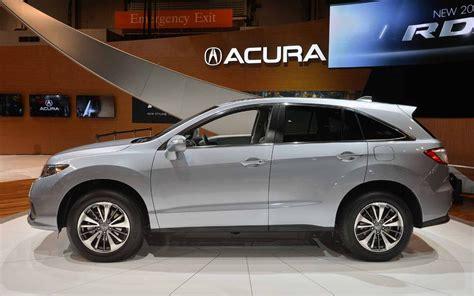 acura rdx technology  suv drive