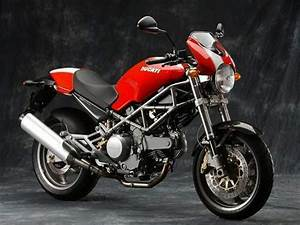 Ducai Manuals Resource  Ducati Monster 620 2005