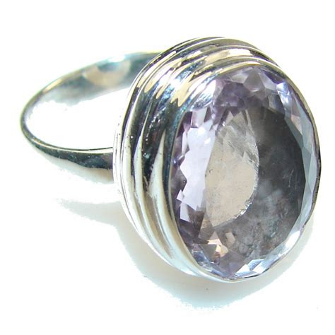 Very Light Purple Amethyst Sterling Silver Ring S 7 12. Plant Engagement Rings. Timber Engagement Rings. Thread Rings. High End Mens Wedding Rings. Amrezy Wedding Rings. Modern Style Wedding Rings. Mens Omega Wedding Rings. Strong Wedding Rings