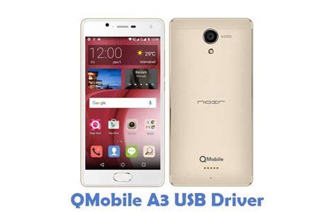 Download Qmobile A3 Usb Driver