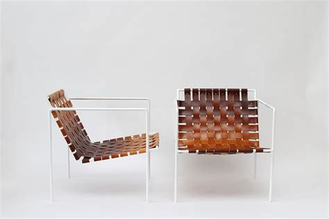 design daily rod weave chairs by eric trine