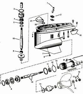 Volvo Penta 280 Outdrive Diagram