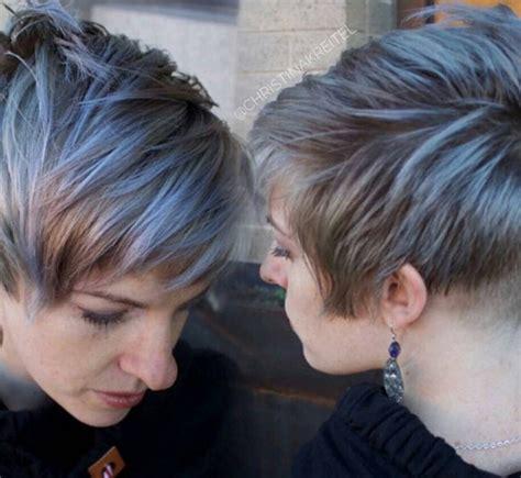 stylish short hairstyles  girls  women curly