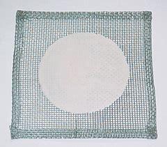 lab equipment  supplies  wire gauze squares