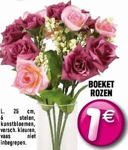 Fleurs Artificielles Gifi : gifi promotion boeket rozen produit maison gifi fleurs et plantes artificielles ~ Teatrodelosmanantiales.com Idées de Décoration