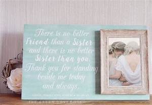 cool wedding gift ideas for sister you can consider With wedding gift for sister