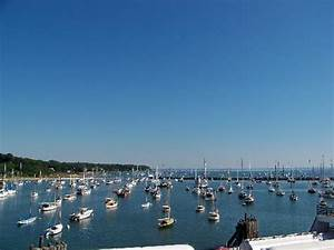 vineyard haven harbor, from the ferry - Picture of Martha ...
