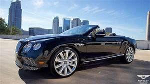 New 2018 Bentley Continental GTC GT Convertible In Houston