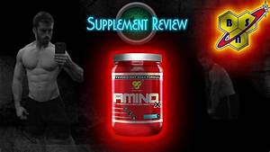 Bsn Amino-x Bcaa Powder Supplement Review