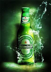 Heineken Mock Advertisement on Behance