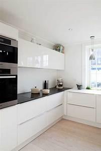 Küche L Form Ikea : l k che mit hochglanz fronten ideen f r l f rmige k chen pinterest k che k chen ideen und ~ Yasmunasinghe.com Haus und Dekorationen