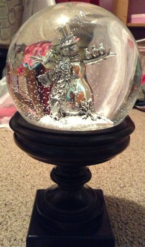 78 best images about wonderland snow globes on pinterest