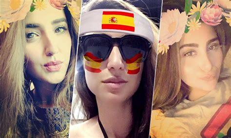 sarah hassan snapchat 30 pakistani celebrities you must follow on snapchat