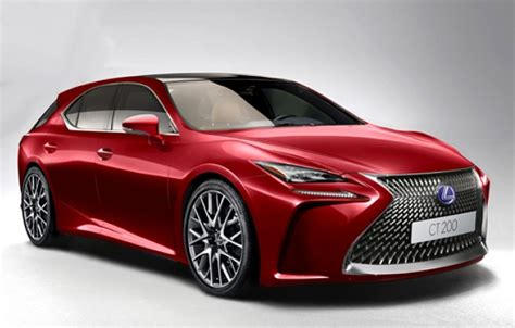 lexus cth review hybrid  release date
