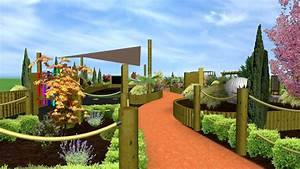 Sensory Garden Ideas For Schools