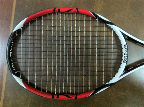 tennis string combo
