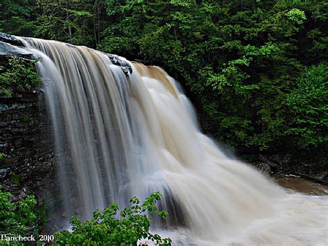 Swallow Falls State Park, a Maryland State Park located ...
