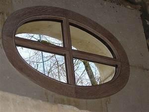 Oeil De Boeuf Bois : fenetre ronde bois rc27 jornalagora ~ Nature-et-papiers.com Idées de Décoration