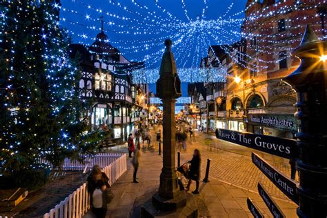 ron sutton images chester at christmas
