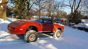Factory Built 4x4: 1970 Mustang FF Convertible