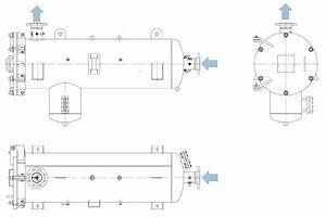 Jet Fuel Filter Water Separator