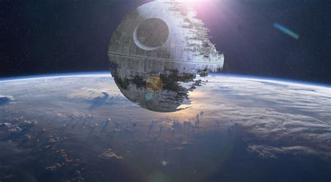 Star Wars Millennium Falcon Wallpaper Would It Be Economically Feasible For The United States To Build A Death Star