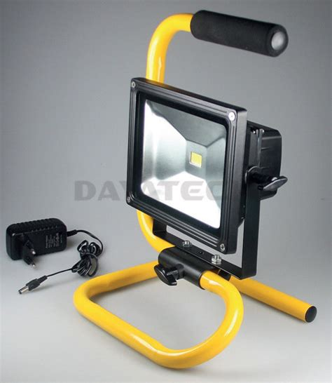 battery led work light temporary job site lighting from china manufacturer