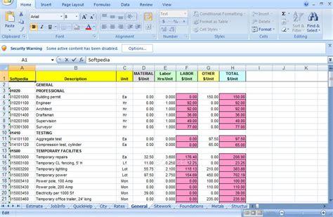 Kitchen Remodel Estimate Calculator by Kitchen Remodel Estimator Excel Wow