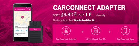 telekom carconnect adapter carconnect adapter ger 228 tepreis nur 1 bis 31 01