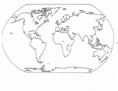 Map Coloring Pages Printable