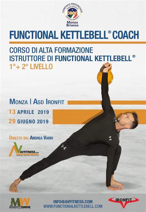 kettlebell functional coach