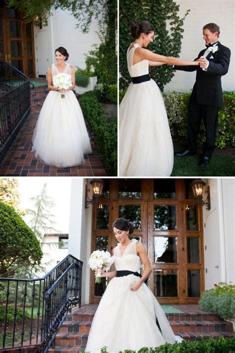 wore  wedding dress