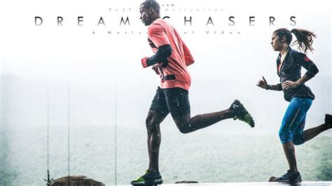 dream chasers motivational video  runners ft dean