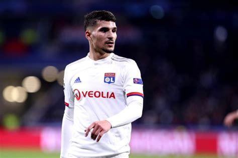 Houssem Aouar Arsenal transfer bid below market value