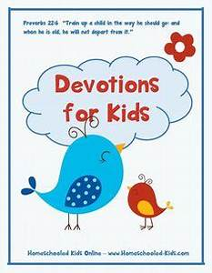 1000 images about Devotions for Kids on Pinterest