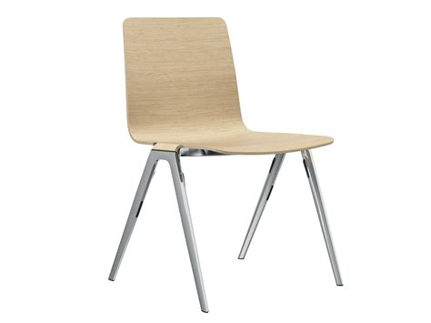 Brunner Stuhl Stapelbarer Stuhl Aus Holz A Chair Stuhl By Brunner Design