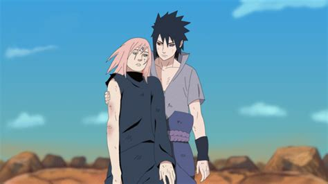 Sasuke And Sakura Unedited Gif Video By M8jin12 On Deviantart