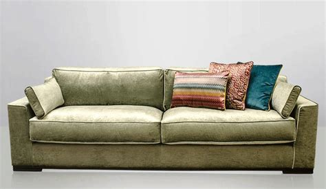 canapé cora large velvet sofa velvet sofa green velvet sofa green