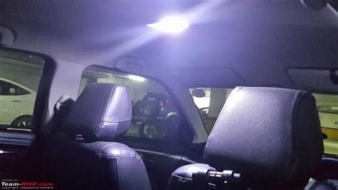 diy install led cabin lights for the maruti page 3 team bhp