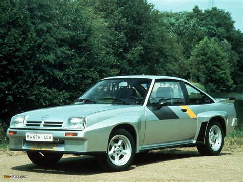 Opel Manta 400 by Wallpapers Of Opel Manta 400 B 1981 84 1024x768