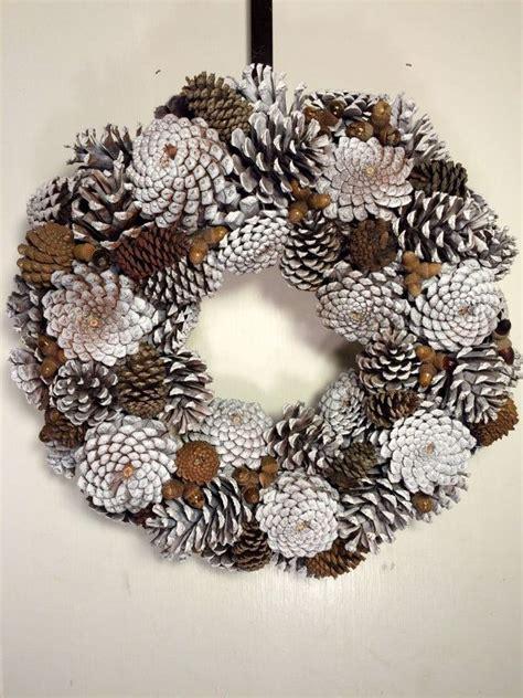 pine cone ideas best 25 pine cone wreath ideas on pinterest pine cone crafts pine cones and pine cone